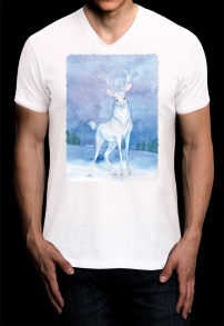 White Deer / Ciervo Blanco